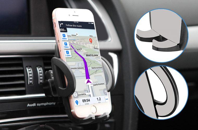 Accessori auto per smartphone