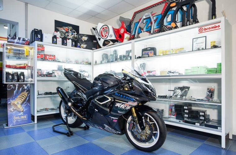 Accessori moto in vendita